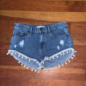 Bullhead (PACSUN) high rise shorts
